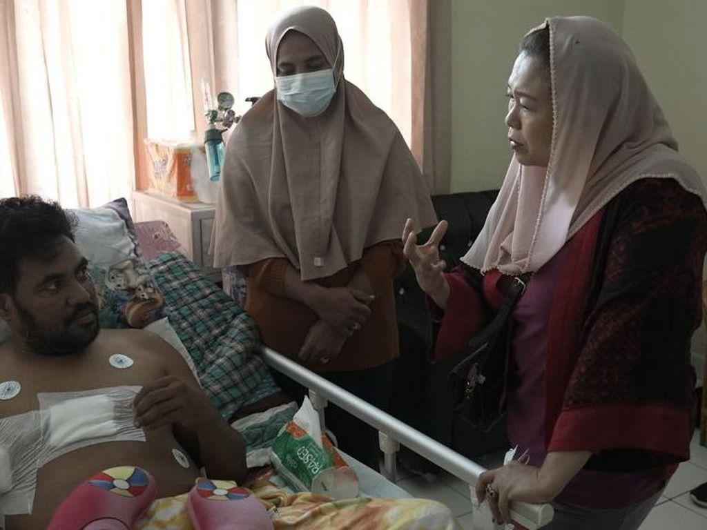 Kondisi Terkini Iptu Budi Basra Korban Penembakan KKB di Kiwirok Papua