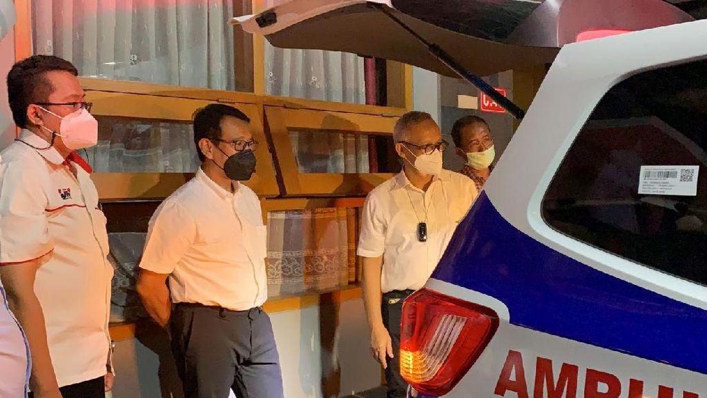 Ambulans untuk Fasilitas Kesehatan di Solo