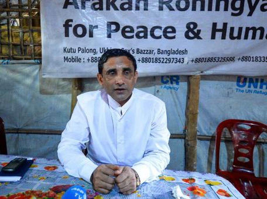 Polisi Bangladesh Tangkap 3 Terduga Pembunuh Tokoh Rohingya Mohib Ullah