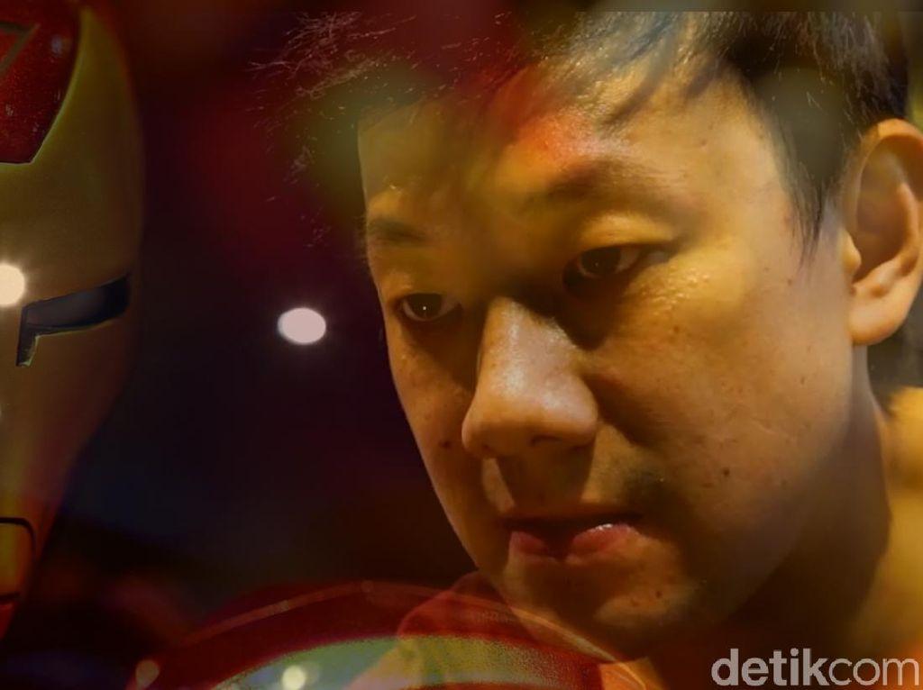 Frans Sanjaya, Balas Dendam Sang Youtuber Spesialis Action Figure