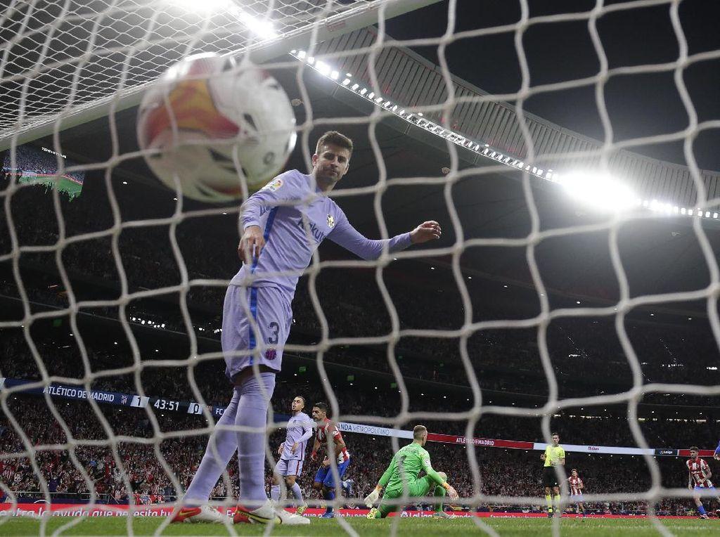 Pique: Barcelona Bisa Main 3 Jam Tanpa Bikin Gol!