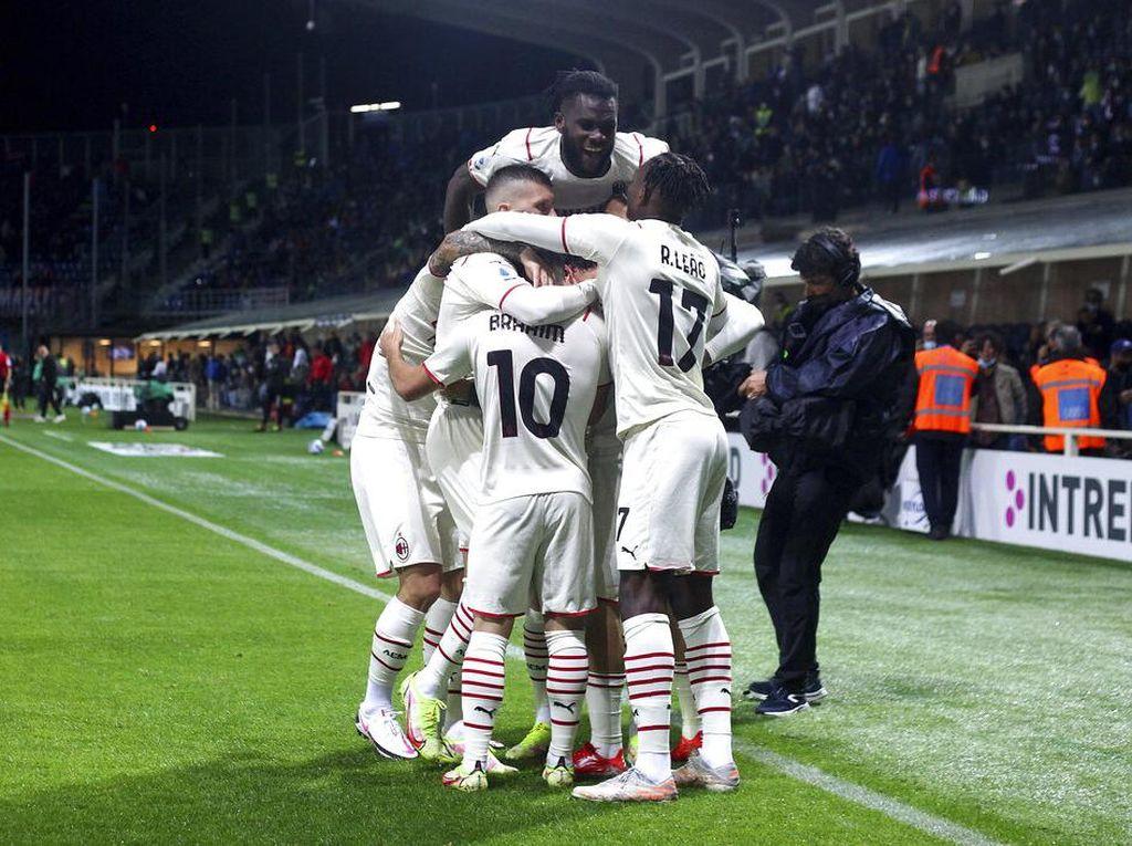 Start AC Milan Apik Juga, Tanda-tanda Juara Serie A Nih?