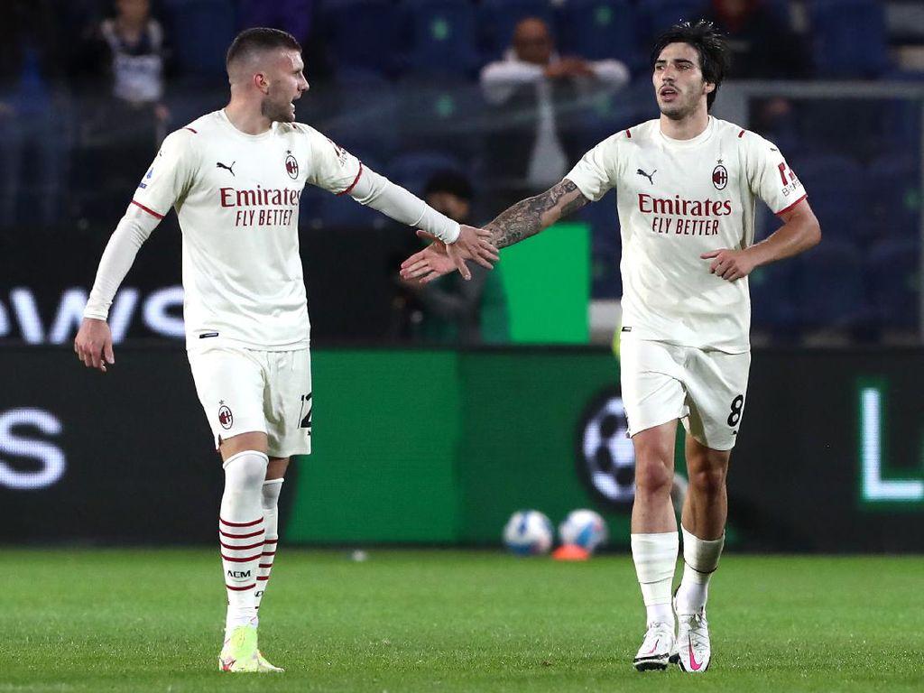 Atalanta Vs Milan: Rossoneri Taklukkan La Dea 3-2