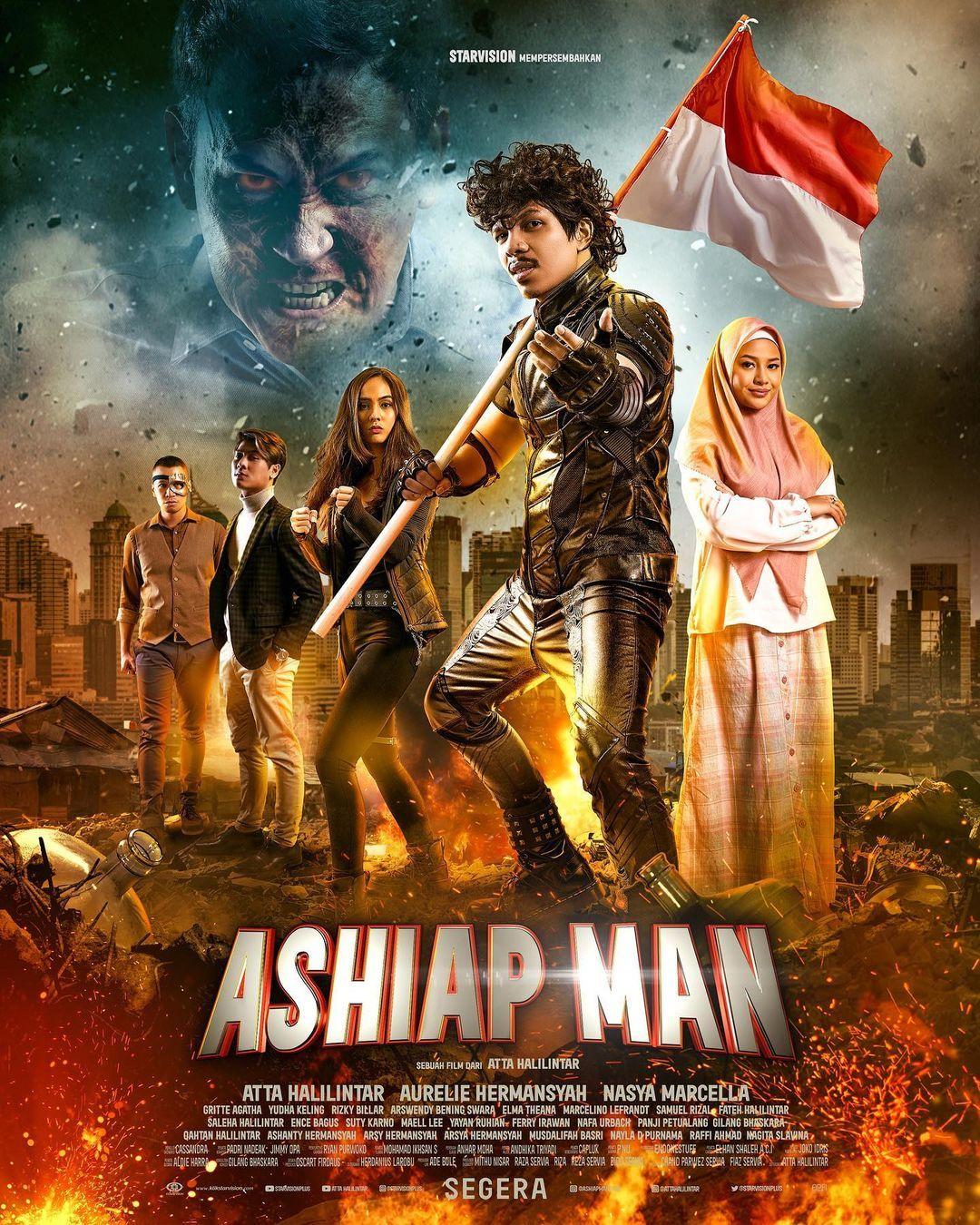 Ashiap Man Film