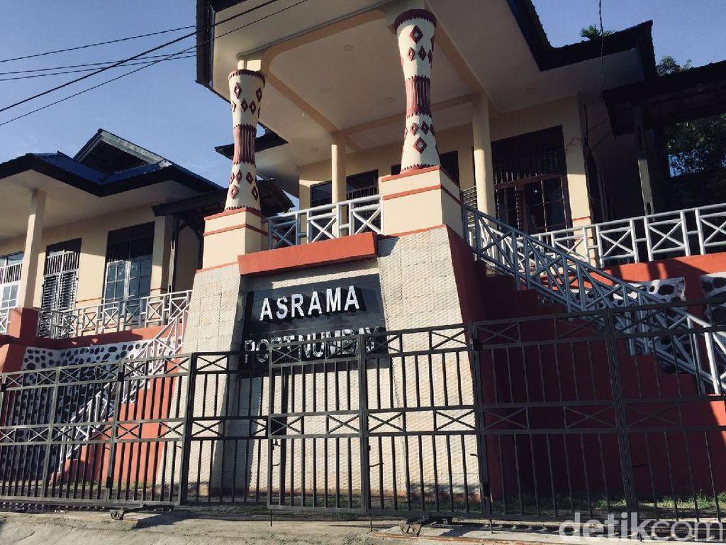 Tambal Hotel untuk PON Papua, Asrama Mahasiswa Di-upgrade Habis-habisan