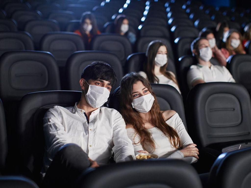 Pembukaan Bioskop Jadi Harapan Pemulihan Ekraf Industri Film