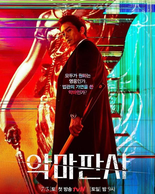 Drama terbaru Jisung berjudul The Evil Judge