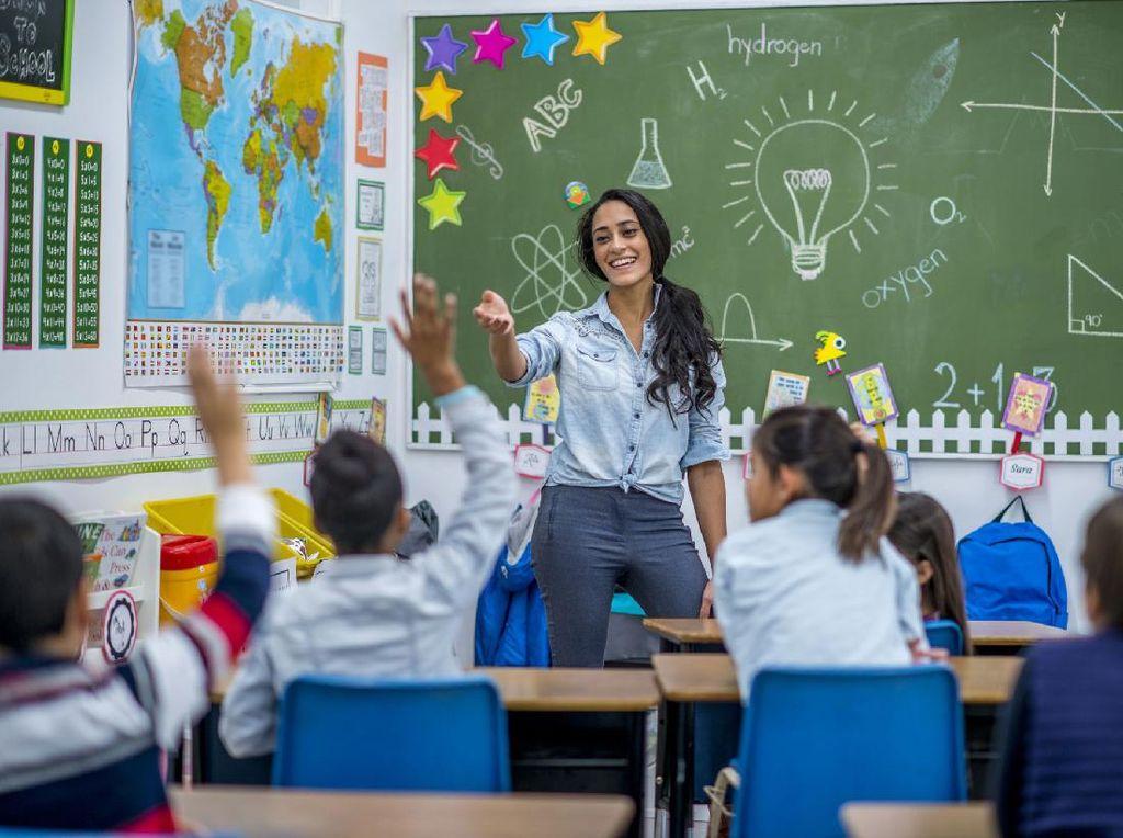 Hari Guru Sedunia 2021, Ini Sejarah dan Tema pada 5 Oktober