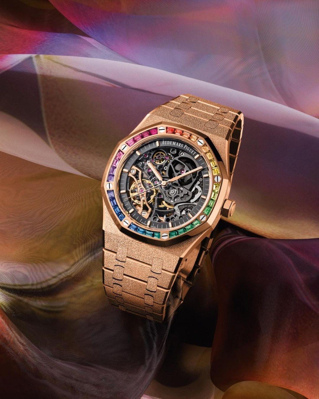 Jam tangan Audemars Piguet