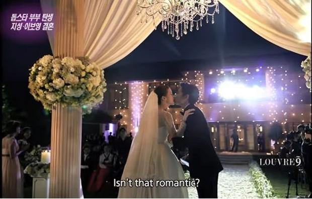 Jisung dan Lee Bo Young menikah pada bulan September tahun 2013