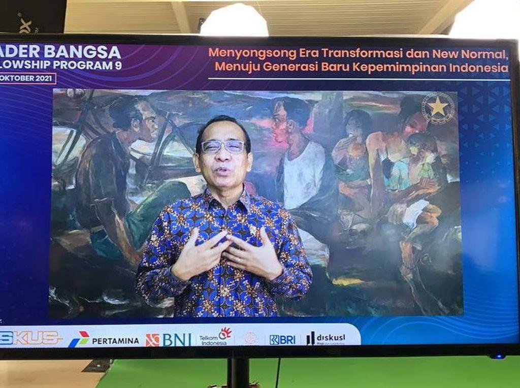 Mensesneg Buka Pertemuan Pemimpin Muda Kader Bangsa dari Aceh-Papua