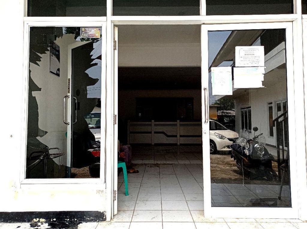 Kantor Desa Bojong Koneng Dirusak, Kades-Warga Kini Sepakat Damai