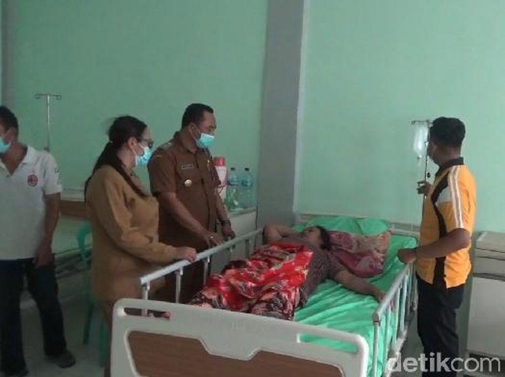 Sisa Makanan Penyebab Keracunan Massal di Jombang Dikirim ke Laboratorium