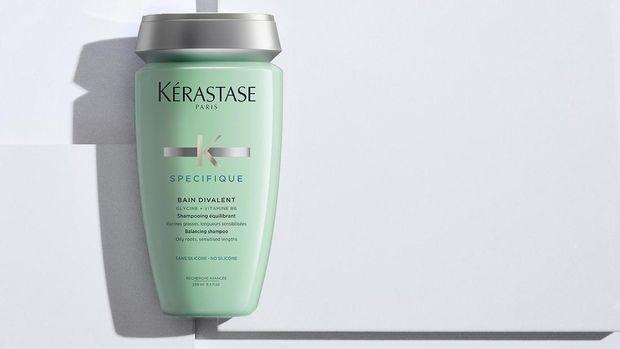 KÉRASTASE NEW SPECIFIQUE DIVALENTPerawatan untuk rambut lepek