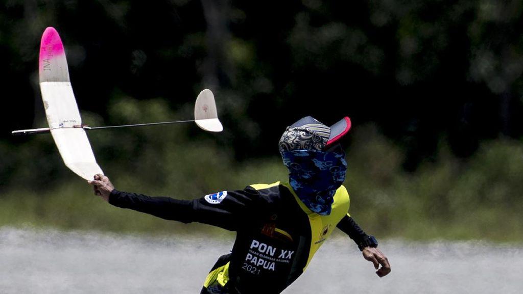 Melihat Para Atlet Aeromodelling PON Papua Bertanding