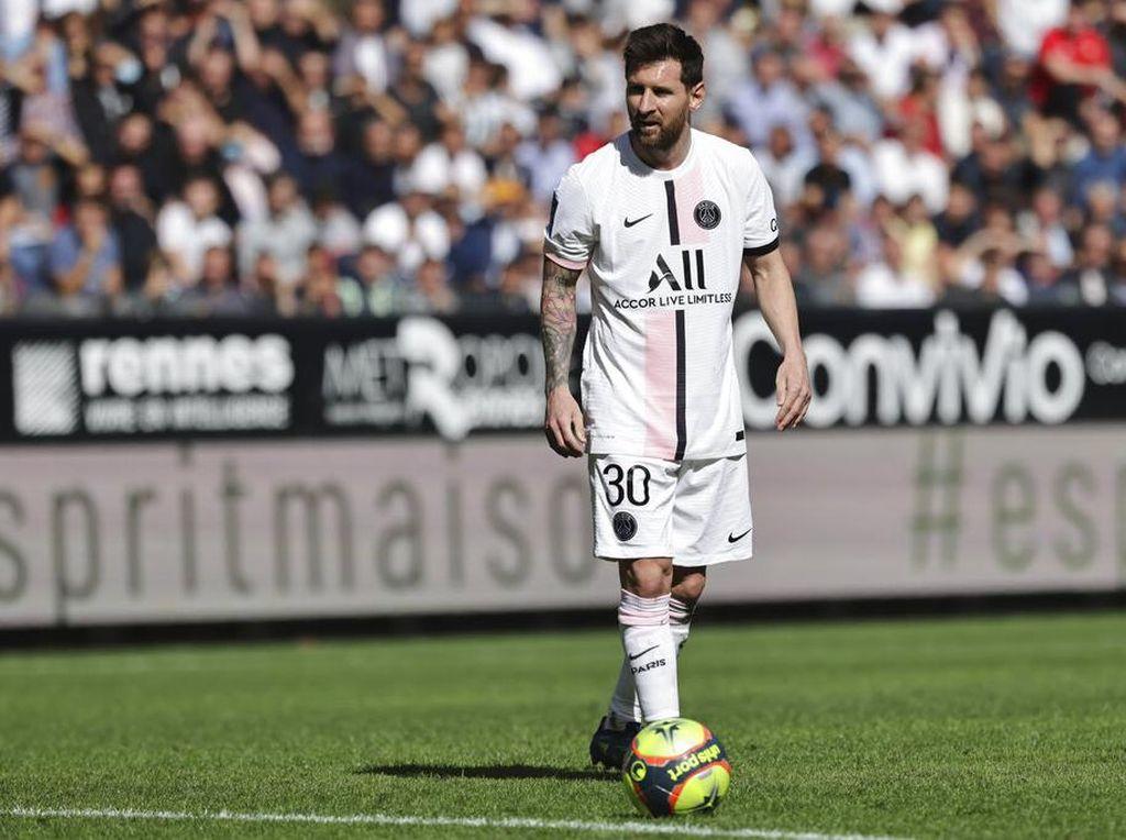 Messi Tak Sebut Barcelona Sebagai Kandidat Juara Liga Champions