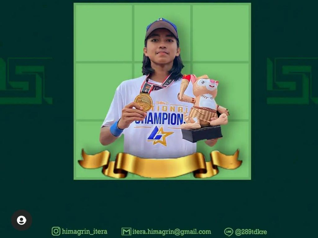 PON Papua 2021: Mahasiswa ITERA Sumbang Emas untuk Lampung