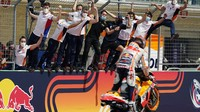Performa Jeblok, Honda Kehilangan Arah Setelah Marquez Cedera
