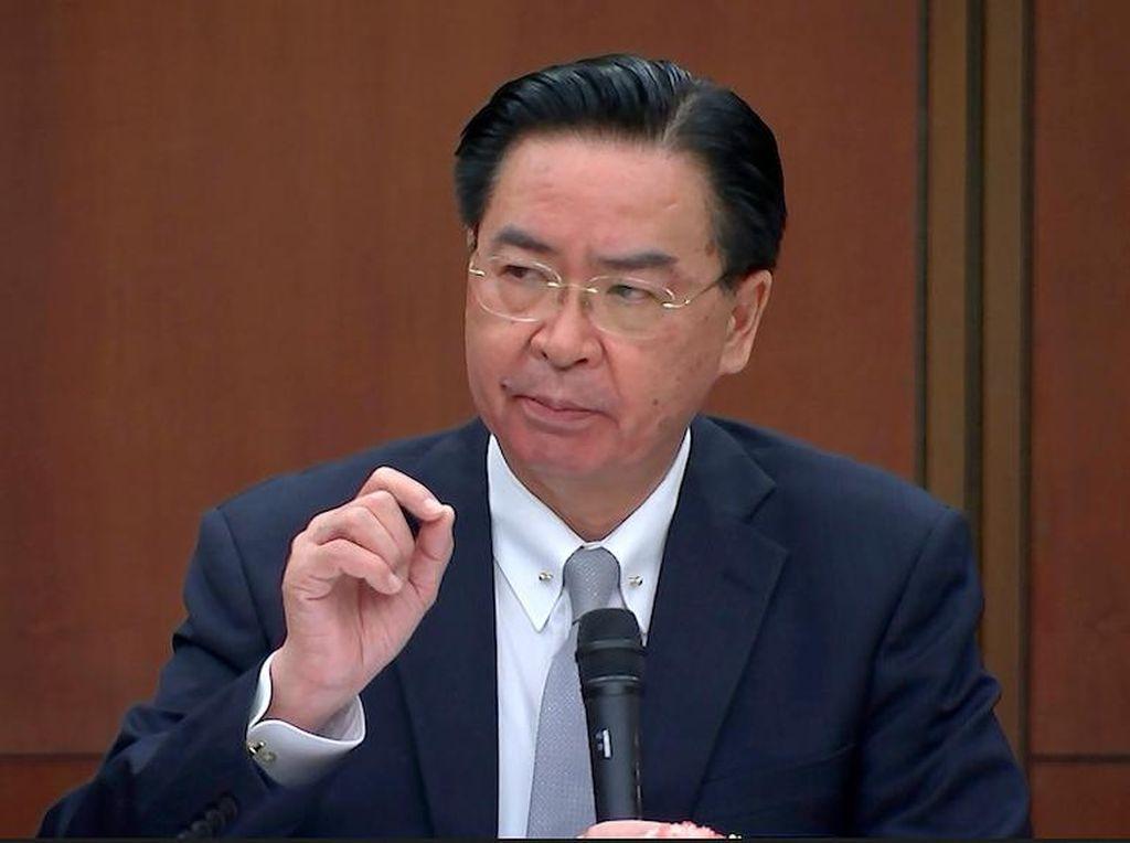 Menlu Taiwan Sebut Negerinya Persiapkan Perang Melawan China dan Minta Bantuan Australia