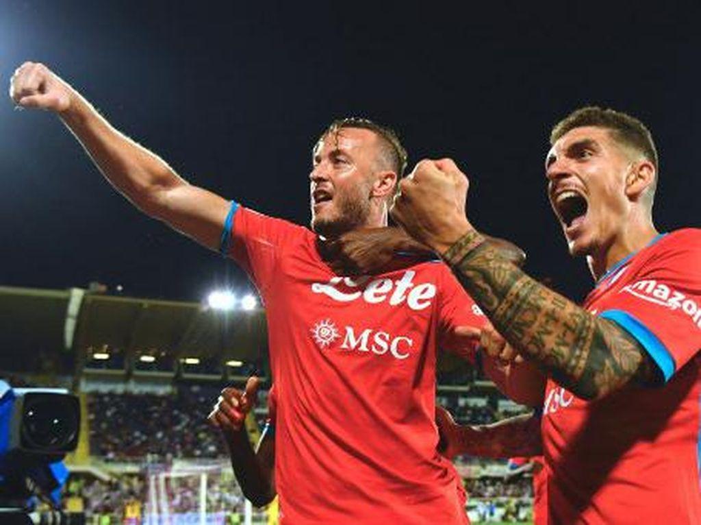 Cannavaro Jagokan Napoli Raih Scudetto, tapi Mesti Waspadai 2 Tim