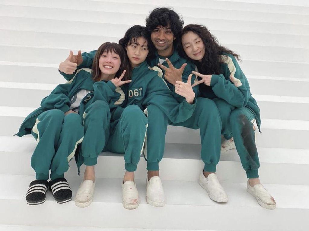 Pemain Squid Game Ali Peraih Beasiswa dan Lulusan Universitas Top Korea