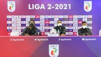 Pelatih Persis Solo Jawab Kekecewaan Suporter
