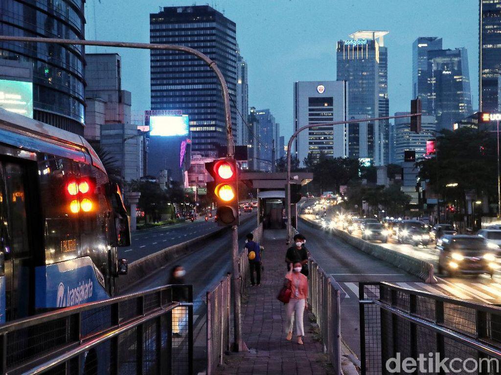 PPKM DKI Jakarta Tetap Level 3 atau Berubah? Pengumumannya Hari Ini