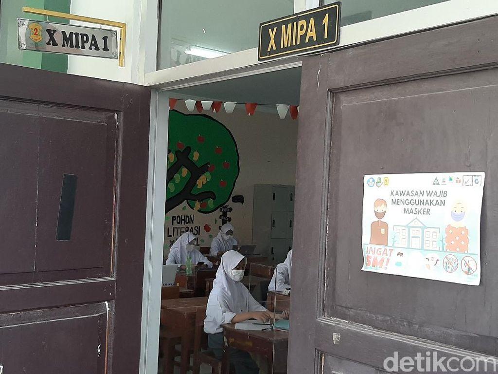 200 Sekolah di Kota Bogor Gelar PTM Terbatas