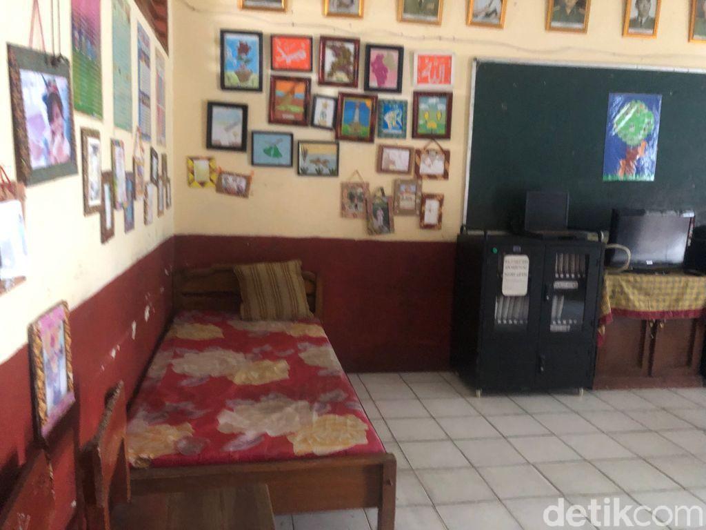 PTM Perdana di Depok, Sekolah Ini Siapkan Ruang Isolasi untuk Murid