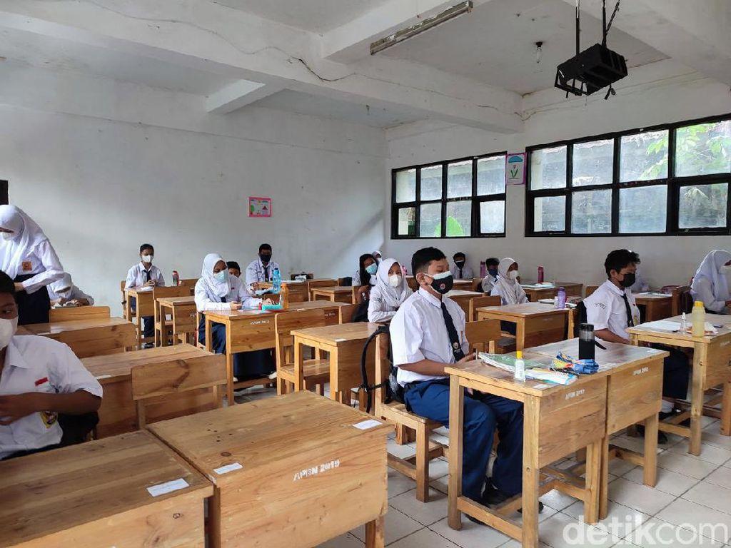 Depok Gelar Sekolah Tatap Muka Terbatas, Pemkot Antisipasi Klaster Corona