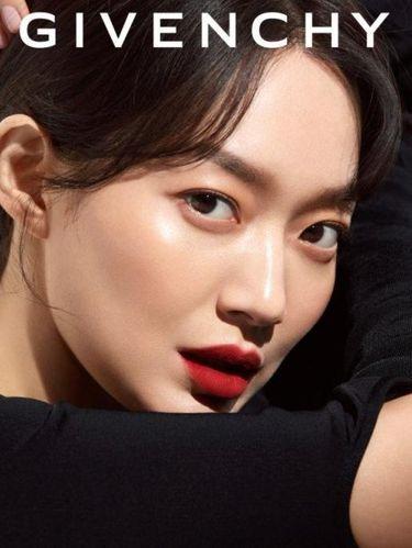 Shin Min Ah untuk Givenchy