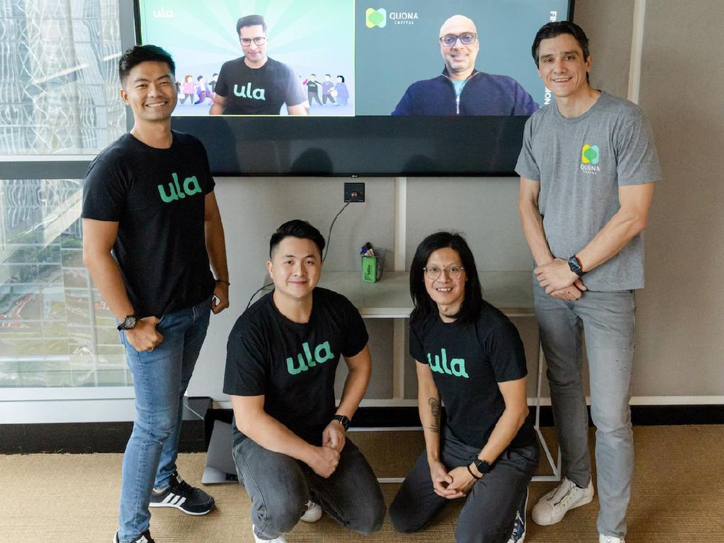Profil Startup Ula yang Disuntik Modal oleh Jeff Bezos