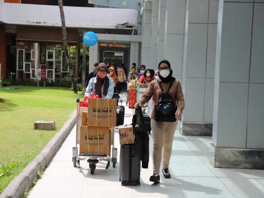 Meroket, Jumlah Penumpang Bandara Ngurah Rai Naik 161%