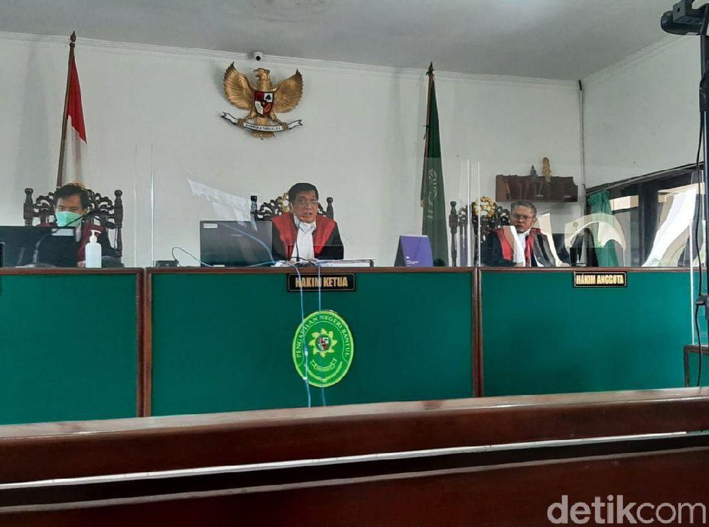 Jaksa Minta Eksepsi Nani Takjil Sianida soal Pembunuhan Berencana Ditolak