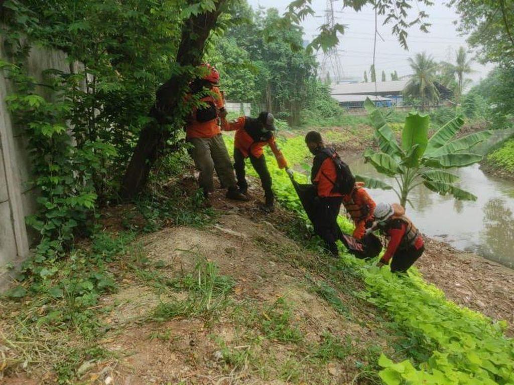 4 Hari Hanyut di Gorong-gorong, Remaja Ditemukan Tewas di Kali Cipinang