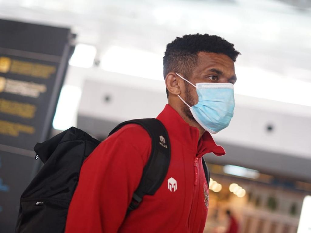 Piala Asia 2023: Timnas Tiba di Thailand, Johan Alfarizi Batal Dibawa