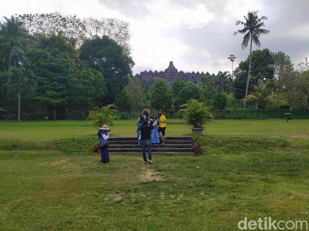 Candi Borobudur Dibuka Kembali, Pelaku Wisata Mulai Bergeliat