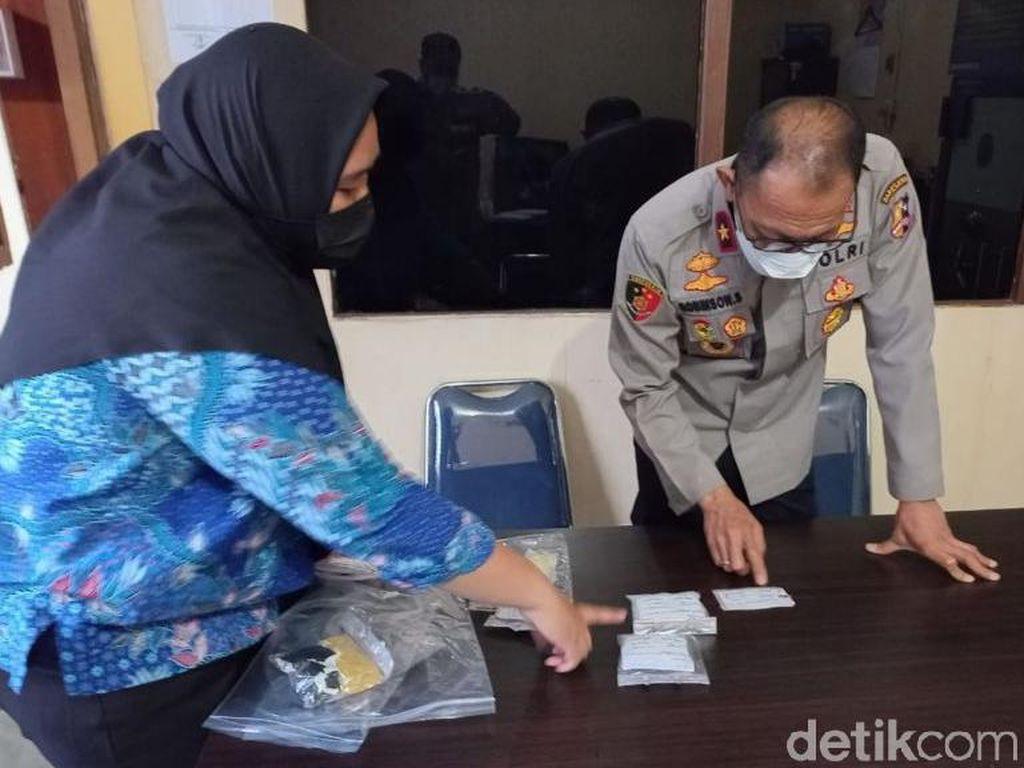 BNN Riau Tangkap PNS Pengedar LSD, Transaksi Pakai Bitcoin