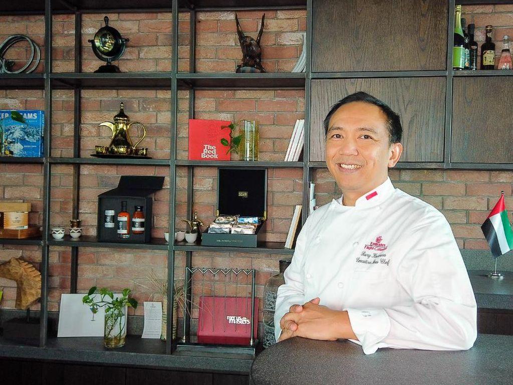 Ada Orang Indonesia di Jajaran Chef Eksekutif Maskapai Emirates