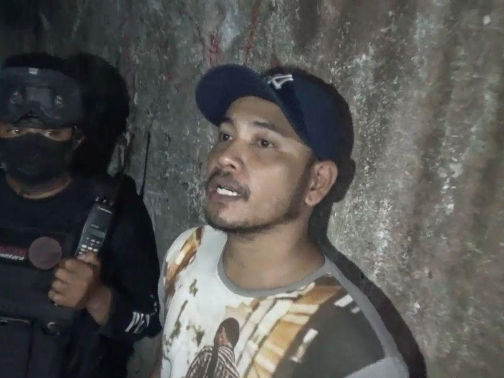 Duel Kakak-Adik di Makassar Berujung Diciduk Polisi