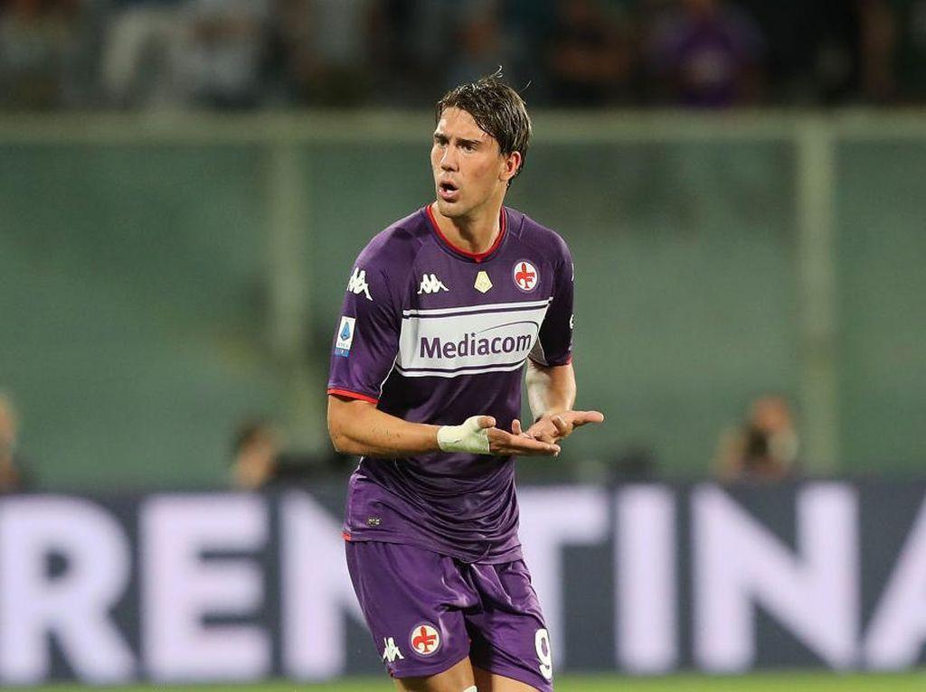 Striker Fiorentina Ini Tolak Perpanjang Kontrak, Juventus Siap Tampung?