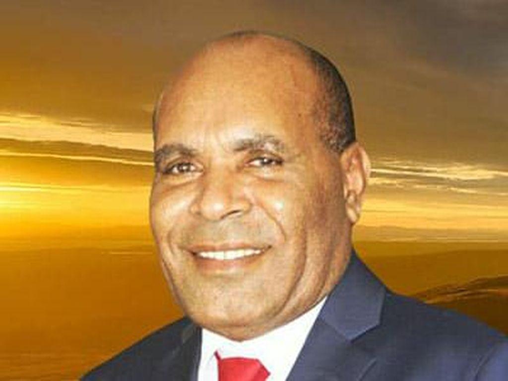 Mengenang Eks Bupati Yahukimo Abock Busup: Bagikan Dana Desa Rp 34 M Tunai
