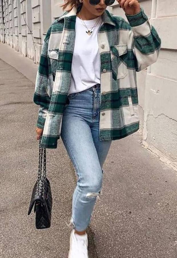Flannel Shirt/Foto: Pinterest/AnotherChill