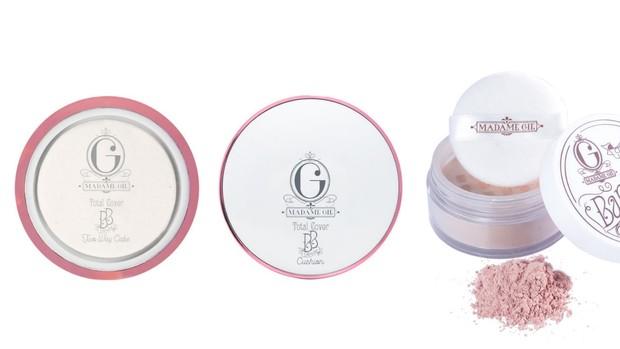 Gunakan bedak atau complexion sesuai jenis kulitmu   Foto: instagram/madame.gie