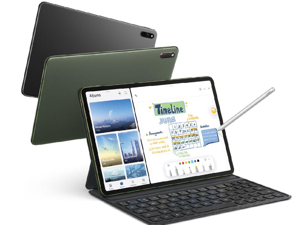 Huawei MatePad 11 Hadir dalam Versi 256GB dan Warna Baru, Harganya?
