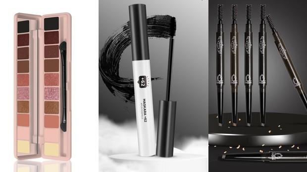 Jangan sampai lewatkan riasan mata supaya tampilan makeup lebih segar   Foto: instagram/madame.gie