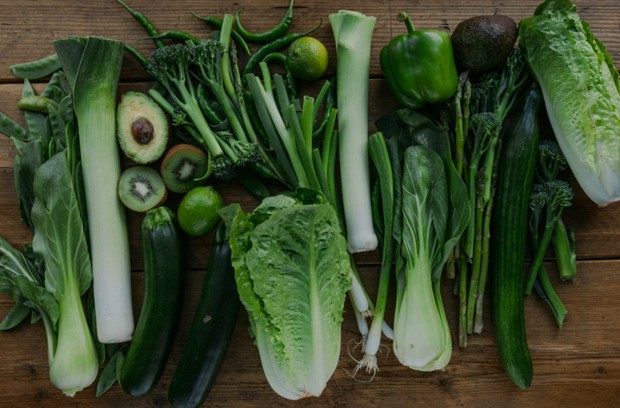Konsumsi Sayuran Hijau