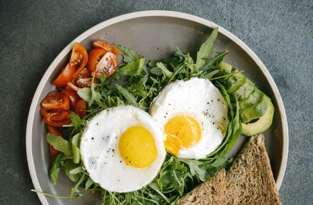 Konsumsi Telur