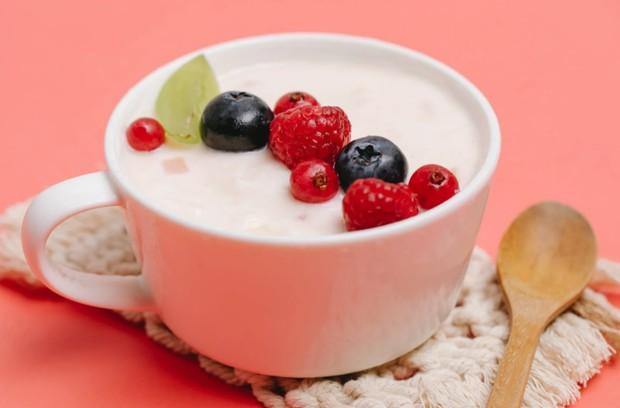 Konsumsi Yogurt dan Susu