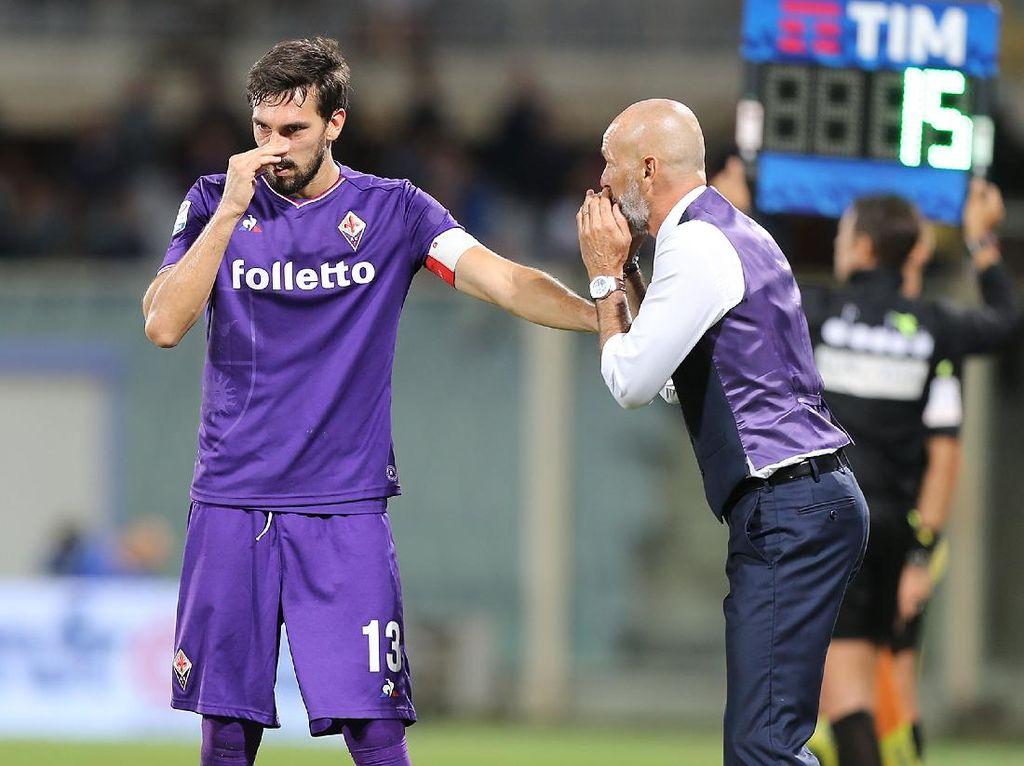 Pelatih AC Milan Masih Trauma Kematian Astori